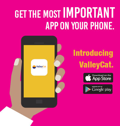 Get the Most Important App on Your Phone. Introducing ValleyCat.