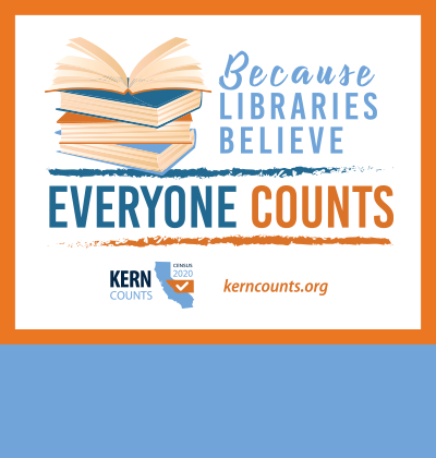 Because Libraries Believe Everyone Counts