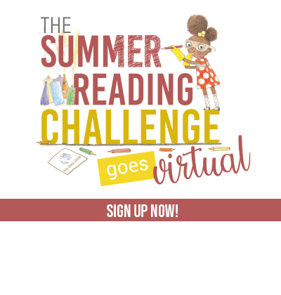 The Summer Reading Challenge goes Virtual Sign Up Now!