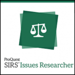 ProQuest: Sirs Issues Researcher