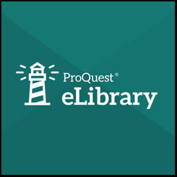 ProQuest: eLibrary