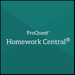 Proquest Homework Central