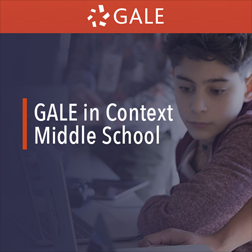 Gale in Context: Middle School