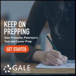 Gale: Peterson's Test and Career Prep
