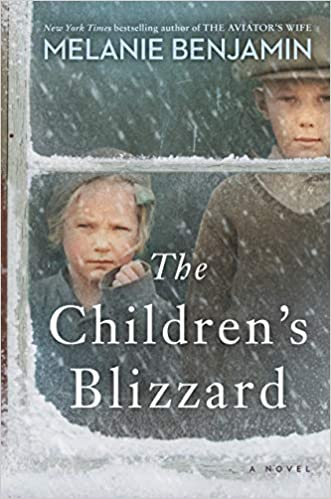"Book Cover "" The Children's Blizzard"" by Melanie Benjamin"