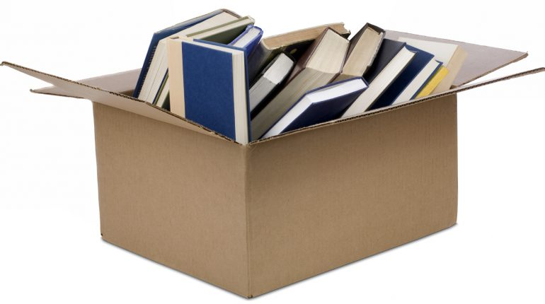Kern County Library Book Donations