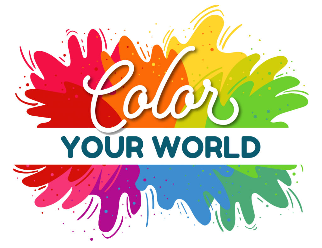 2021 Summer Reading Challenge Color Your World