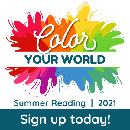 Kern County Library Summer Reading Challenge