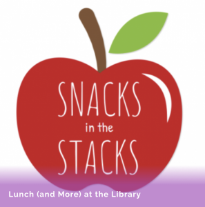 Kern County Library Snacks in the Stacks